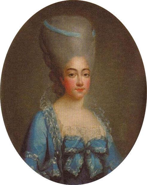 fredou - Portraits de Marie-Antoinette et de la famille royale, par Jean-Martial Frédou Comtes15