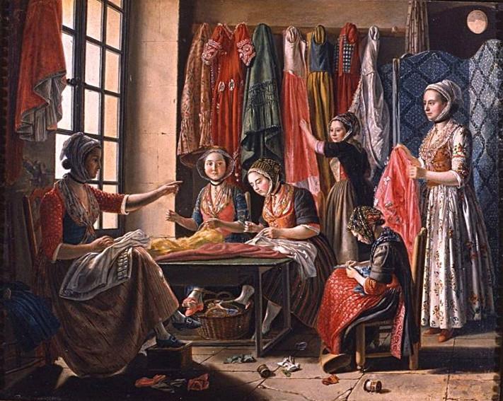 L'importation du coton et des indiennes au XVIIIe siècle Coton_10