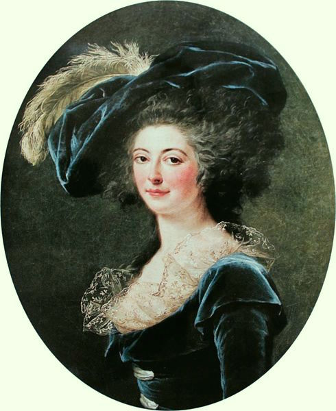 Maison et dames du Palais de la reine Marie-Antoinette - Page 7 Labill10