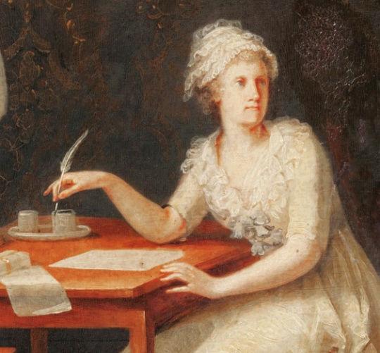 Le journal de la Reine Maria Caroline de Naples, 1781-1785 Marie_63
