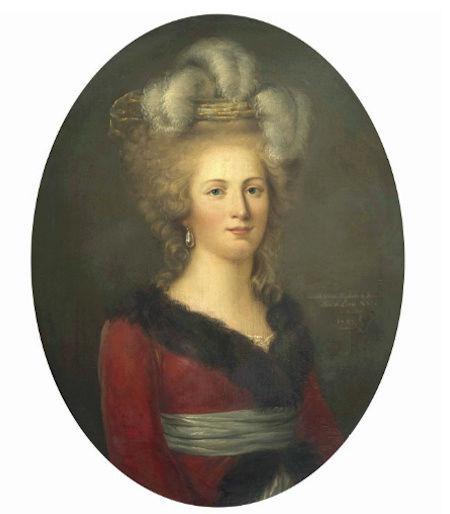 Madame Élisabeth, sœur  de Louis XVI - Page 6 Mme_el10