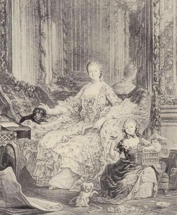 Pompadour - La marquise de Pompadour - Page 2 Pompad16