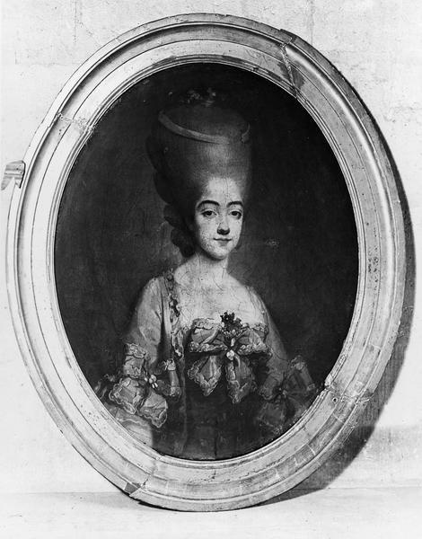 fredou - Portraits de Marie-Antoinette et de la famille royale, par Jean-Martial Frédou Portra21