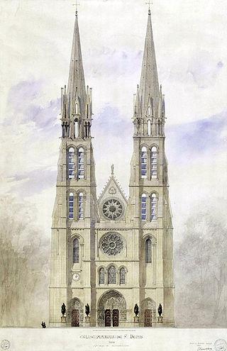 La Basilique de Saint-Denis Saint-10