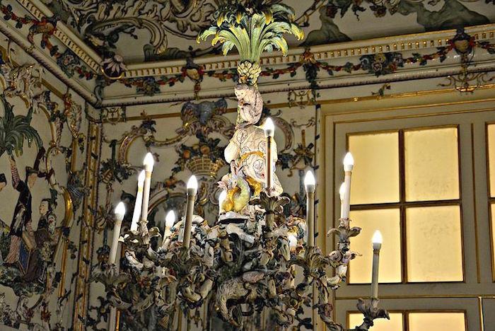Capodimonte, un palais de la reine Marie-Caroline Salott15