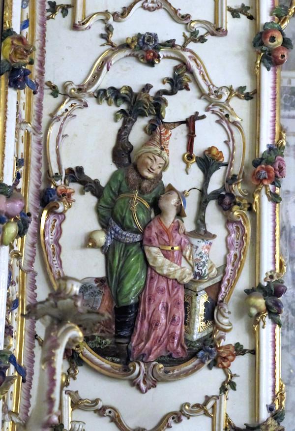 capodimonte - Capodimonte, un palais de Marie-Caroline Salott17
