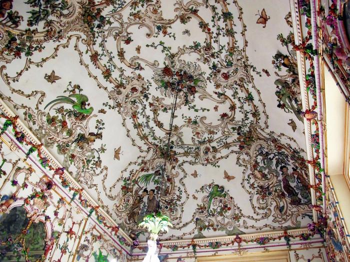 Capodimonte, un palais de la reine Marie-Caroline Salott18