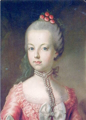 Marie-Antoinette par et d'après Joseph Krantzinger (Kranzinger)