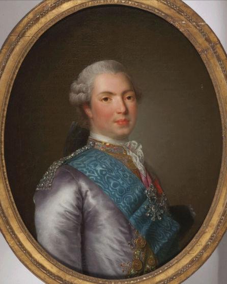 fredou - Portraits de Marie-Antoinette et de la famille royale, par Jean-Martial Frédou Vigee_10