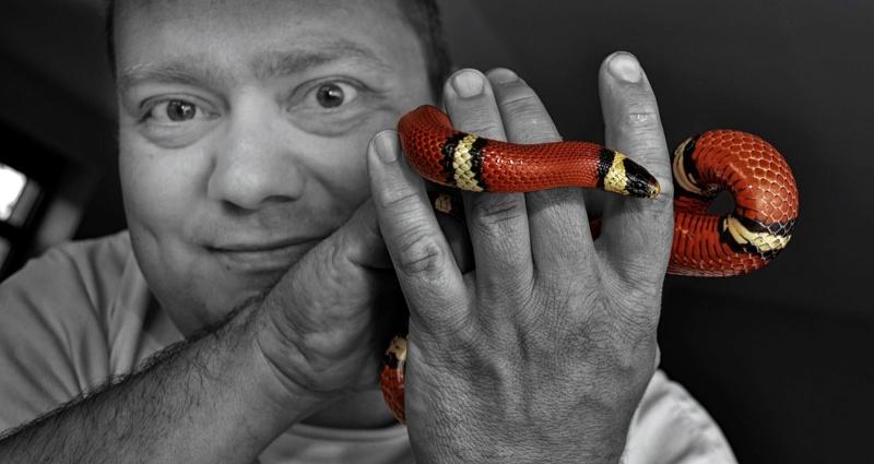 Savanah est notre serpent. Dec_7713