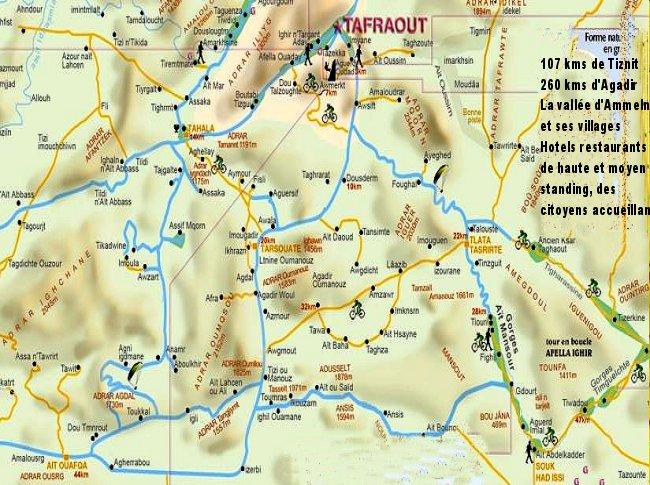 Tafraout , une destination et un circuit qu'il faut découvrir Tafrao10
