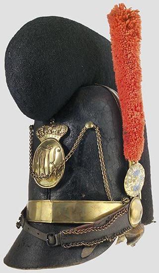 Vitrine Alain 2 mise en peinture sculpture Grenadier en surtout  1807  MM54mm - Page 3 04b22611