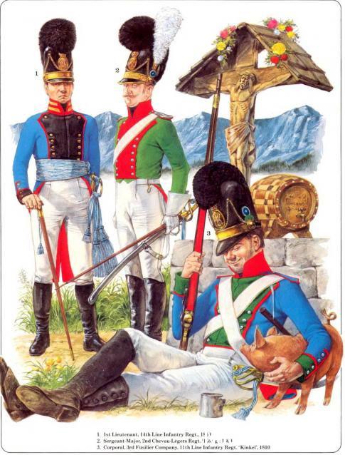Grenadier Bavarois 1805-1813 MM 54mm 4da5d310