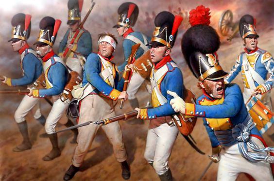 Grenadier Bavarois 1805-1813 MM 54mm 9fe6dc10