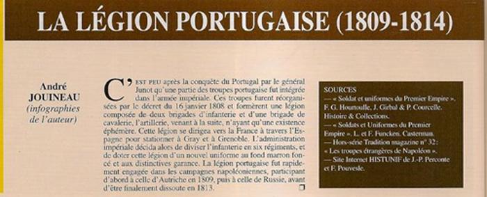Voltigeur de la Légion Portugaise 1808-1813 MM54mm Bda5f912