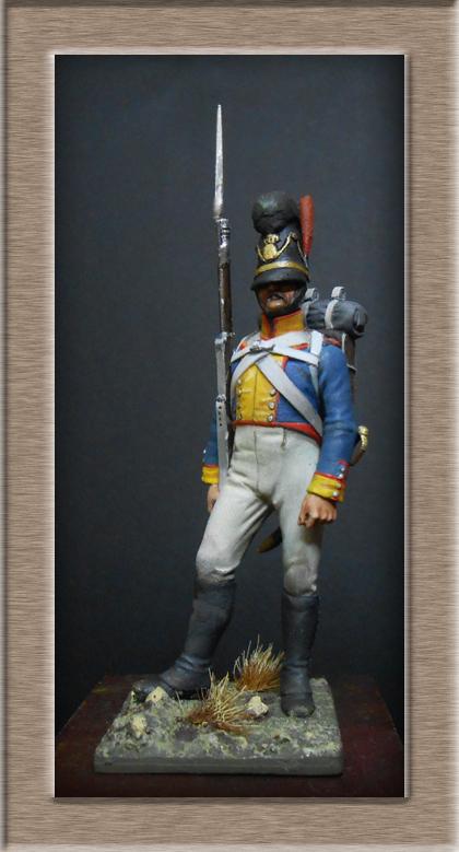 Grenadier Bavarois 1805-1813 MM 54mm Dscn7132