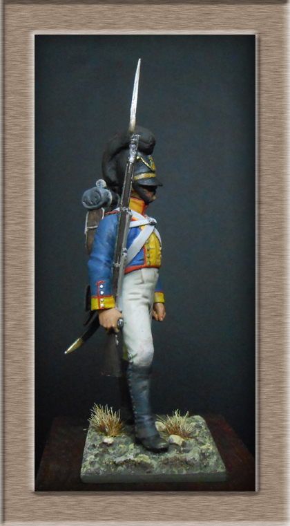 Grenadier Bavarois 1805-1813 MM 54mm Dscn7133