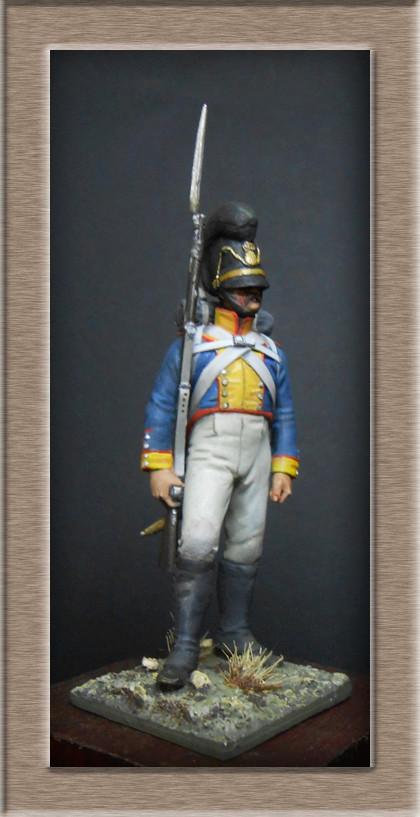 Grenadier Bavarois 1805-1813 MM 54mm Dscn7134