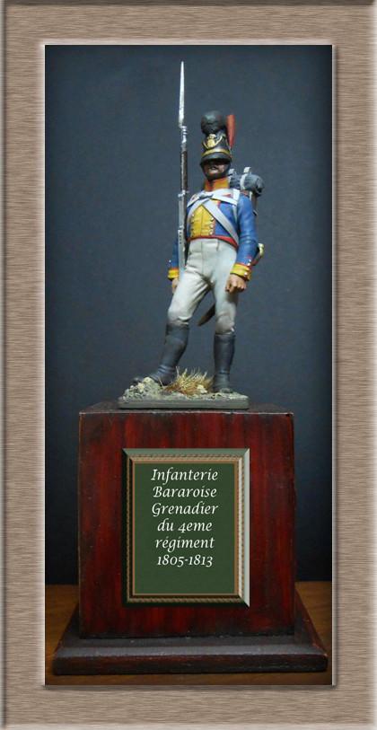 Grenadier Bavarois 1805-1813 MM 54mm Dscn7214