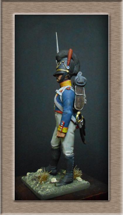 Grenadier Bavarois 1805-1813 MM 54mm Dscn7215