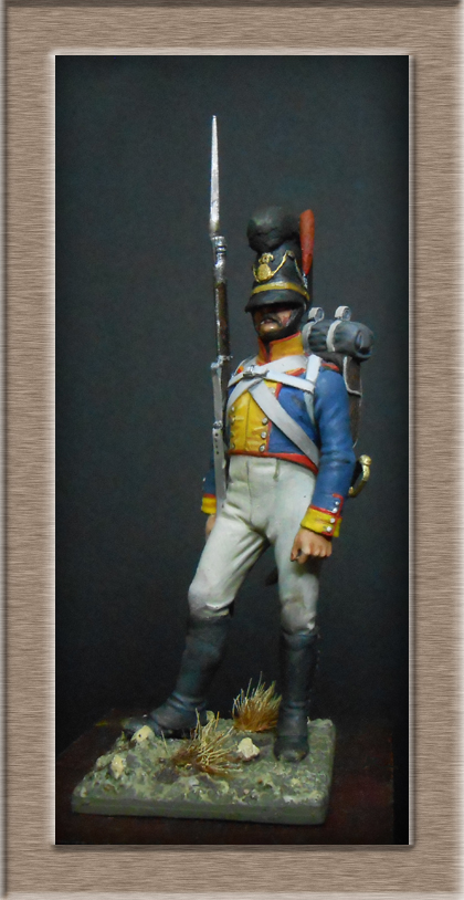 Grenadier Bavarois 1805-1813 MM 54mm Dscn7216