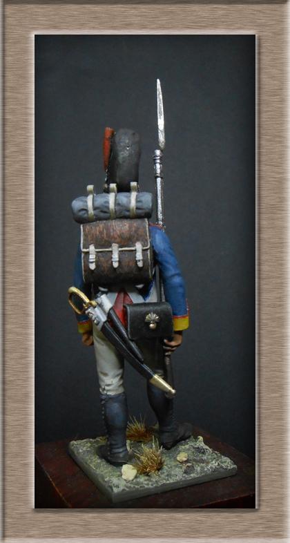 Grenadier Bavarois 1805-1813 MM 54mm Dscn7217