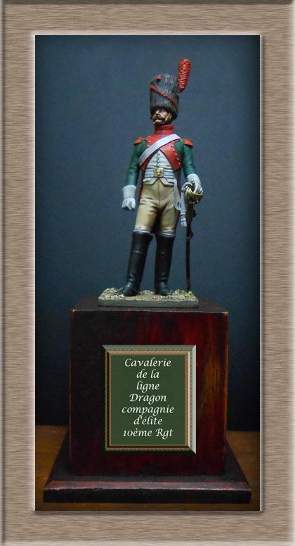 Vitrine Alain 2 mise en peinture sculpture Grenadier en surtout  1807  MM54mm - Page 3 Dscn7225