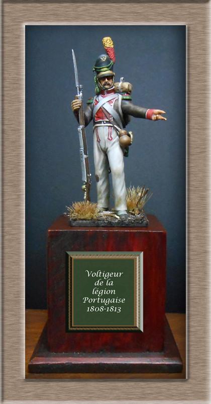Voltigeur de la Légion Portugaise 1808-1813 MM54mm Dscn7319