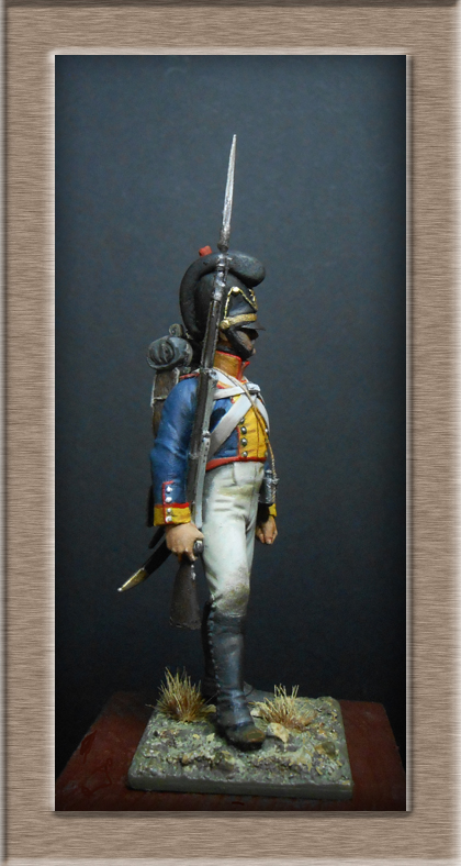 Vitrine Alain 2  Chevau-léger Polonais de la Garde 1810 MM 54 mm ) - Page 2 Dscn7612
