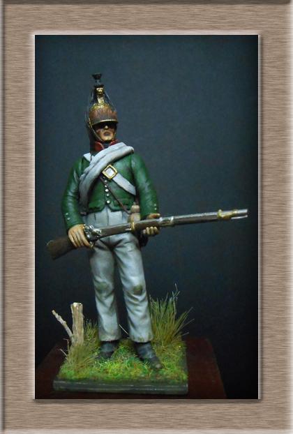 Vitrine Alain 2  Chevau-léger Polonais de la Garde 1810 MM 54 mm ) - Page 2 Dscn7628