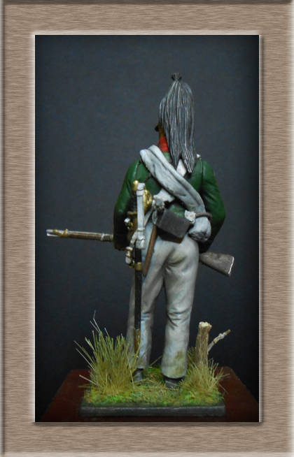 Vitrine Alain 2  Chevau-léger Polonais de la Garde 1810 MM 54 mm ) - Page 2 Dscn7631