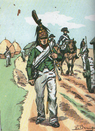 Vitrine Alain 2  Chevau-léger Polonais de la Garde 1810 MM 54 mm ) - Page 2 Img00710