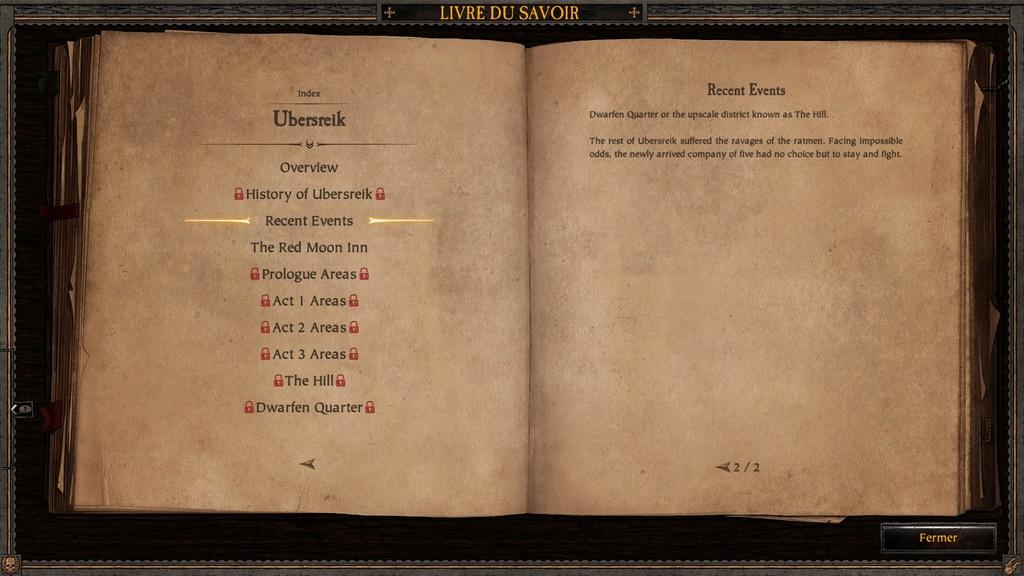 Ubersreik - Informations sorties du jeu Vermintide 20170315