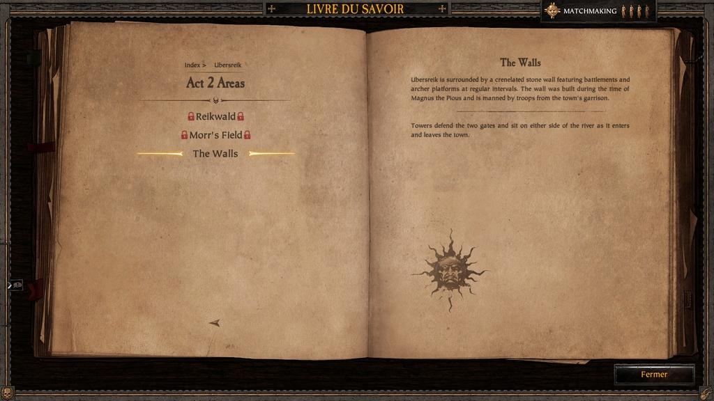 Ubersreik - Informations sorties du jeu Vermintide 20170318