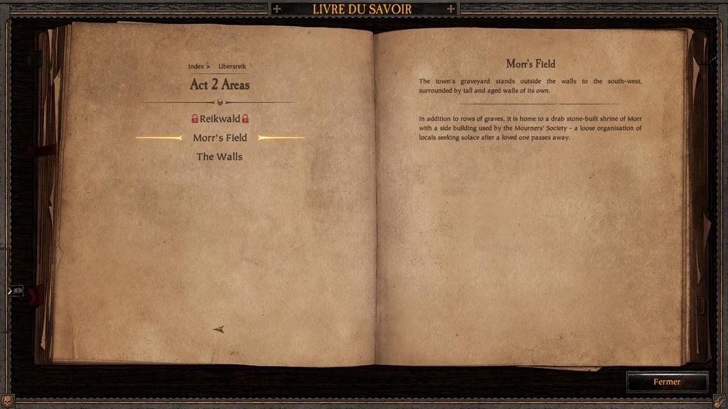Ubersreik - Informations sorties du jeu Vermintide 20170319