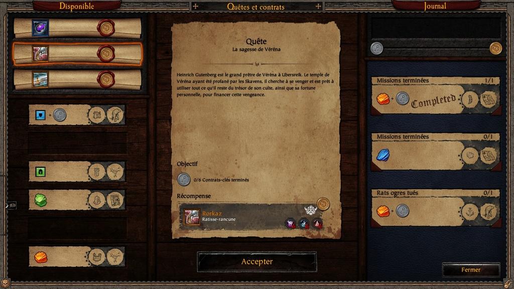 Ubersreik - Informations sorties du jeu Vermintide 20170320