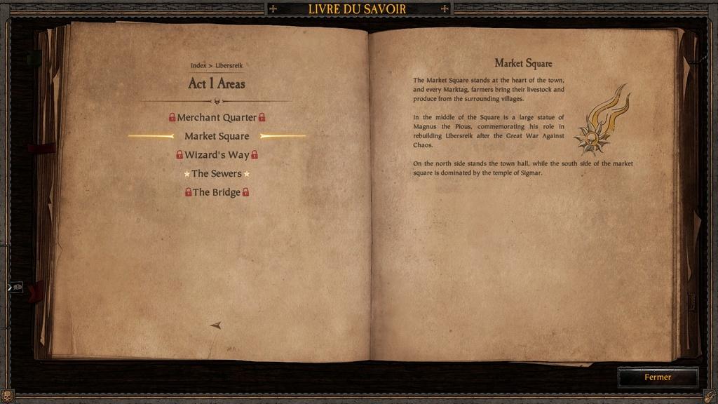 Ubersreik - Informations sorties du jeu Vermintide 20170323