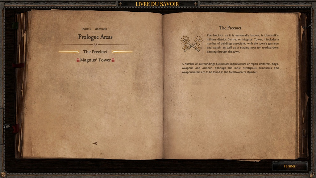 Ubersreik - Informations sorties du jeu Vermintide 20170324
