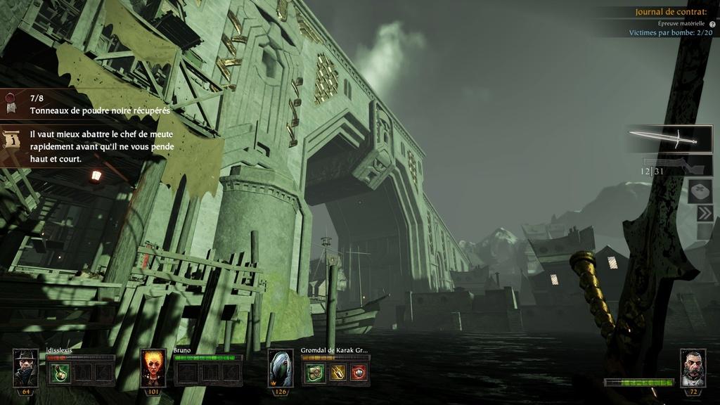 Ubersreik - Informations sorties du jeu Vermintide 20170414