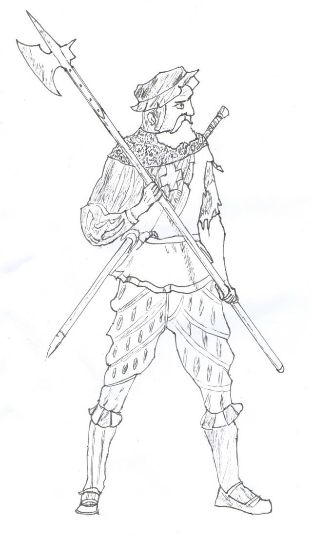 Magnan dessine de temps en temps Mercen11