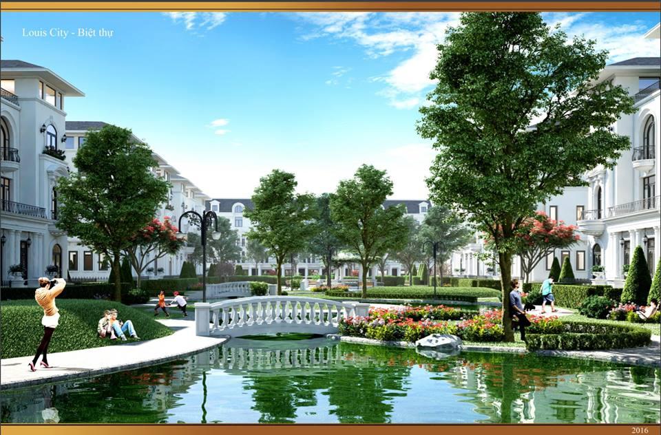 Liền kề Louis City, giá chỉ từ 3.9 tỷ/lô - đường Lê Quang Đạo 18893111