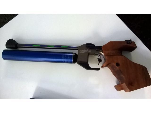 La tenue du pistolet Hammer10