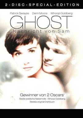 Anniversaire de moi même, affiches cinéma pour film montage Ghost-11