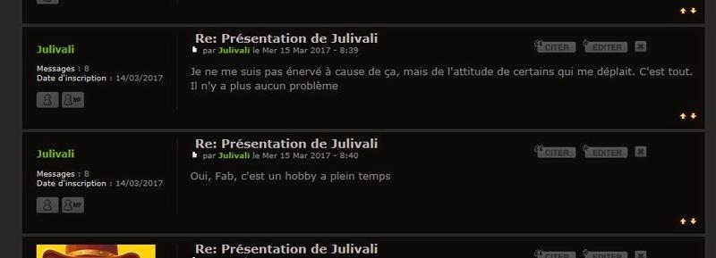 Présentation de Julivali Juliva10
