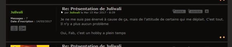 Présentation de Julivali Juliva12