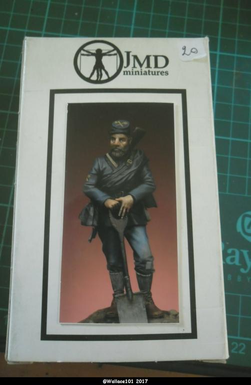 Pionnier Nordiste 75mm JMD-Miniatures (acryliques) Sam_0913