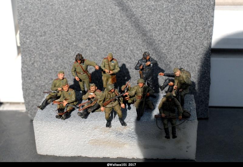 Soviet tank crew finis Masterbox 1/35 Dsc_0710