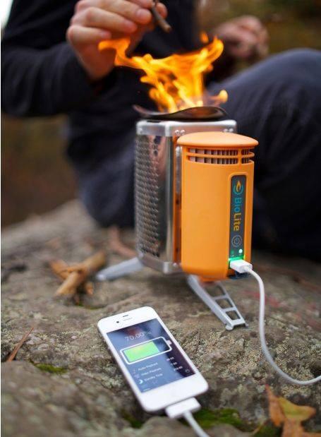 Réchaud et recharge USB  16729210