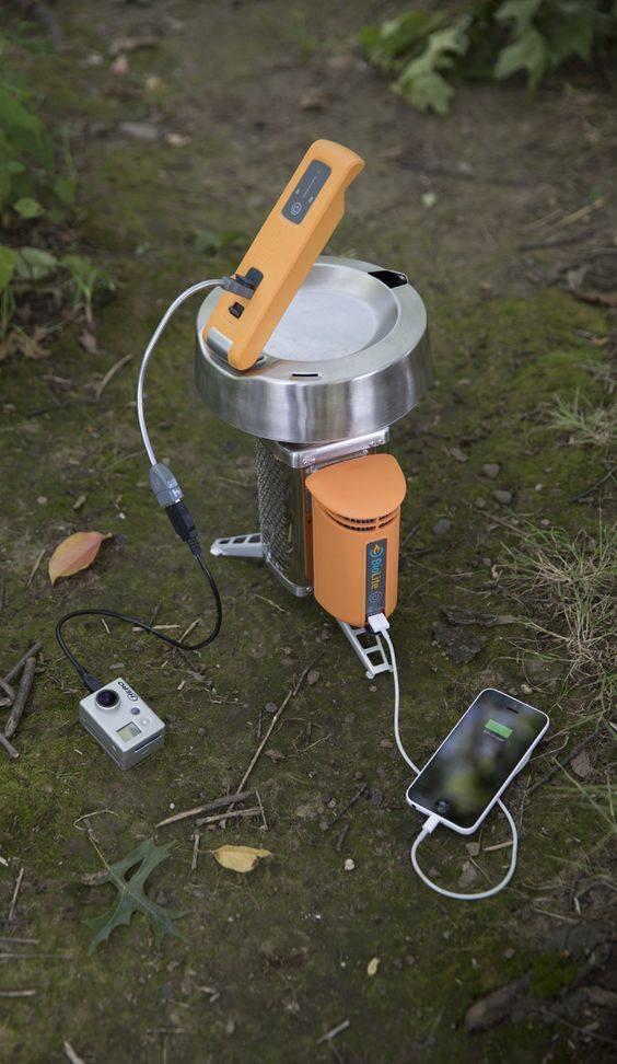 Réchaud et recharge USB  16797010