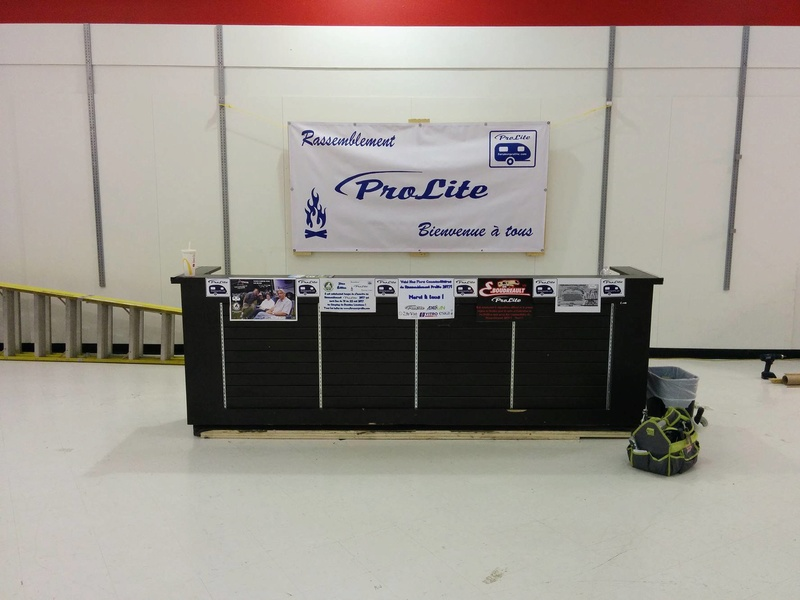 Primeur : Photo du Salon EBoudreault Prolite 17453610